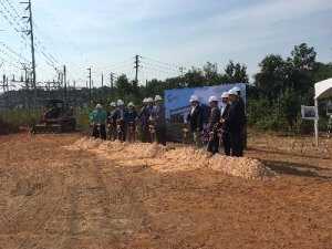 News 12/NBC 26 groundbreaking in Augusta GA