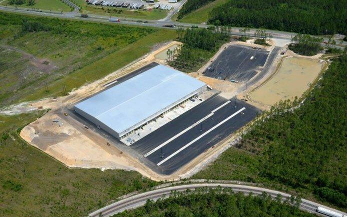 Industrial site Waycross GA