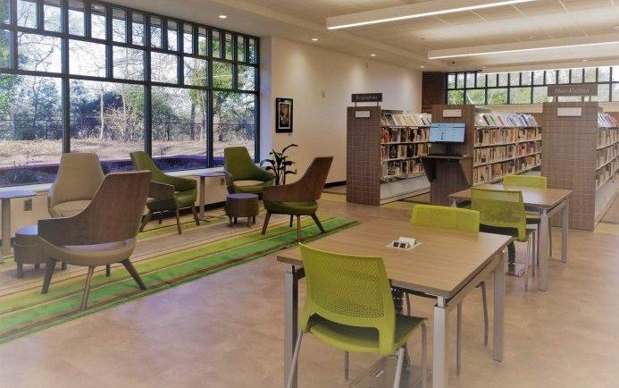 Adams Park Library